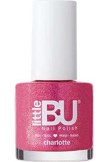 LITTLE BU Charlotte shimmer nail polish