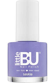 LITTLE BU Saskia shimmer nail polish