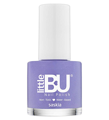 LITTLE BU Saskia shimmer nail polish (Multi