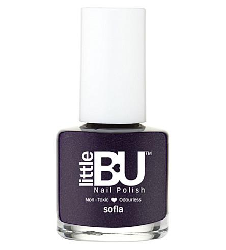 LITTLE BU Sofia nail polish (Purple