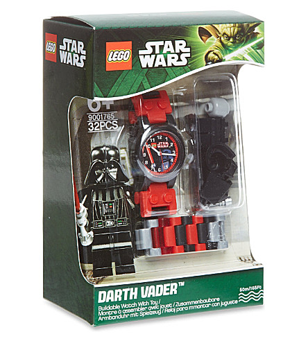LEGO Darth Vader watch
