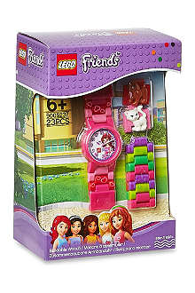 LEGO Friends buildable watch
