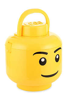 LEGO Smiley Head sort and store box