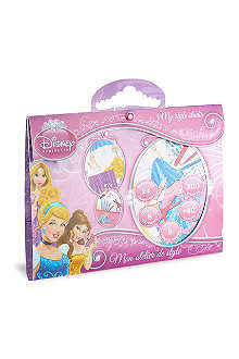 DISNEY PRINCESS My Style Studio set
