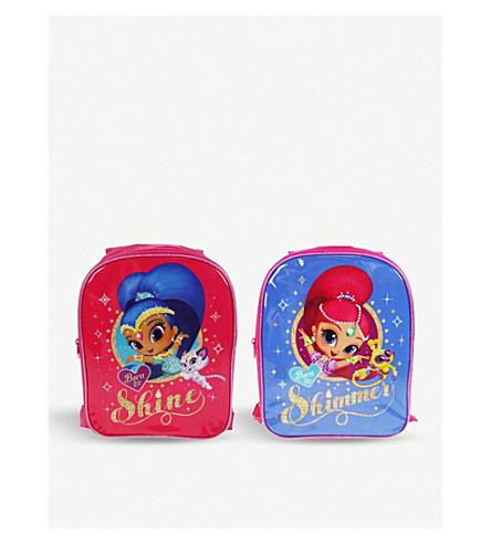 SHIMMER AND SHINE Shine reversible backpack
