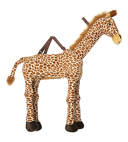 ANIMAL ANTICS Ride on giraffe (Rgr+one+size