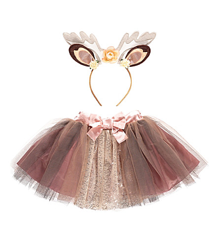 DRESS UP Fawn tutu small / medium (Multi