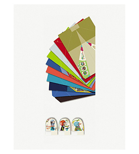 DJECO Origami paper planes kit