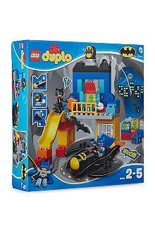 LEGO Batcave Adventures set