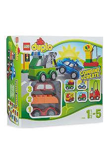LEGO Duplo Creative Cars set
