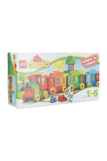LEGO LEGO DUPLO Number Train