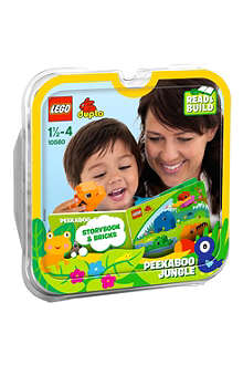 LEGO Peekaboo jungle