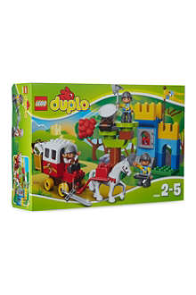 LEGO Town Treasure Attack set