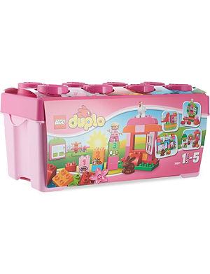 LEGO DUPLO all-in-one box of fun