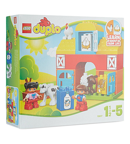 LEGO Duplo My First Farm