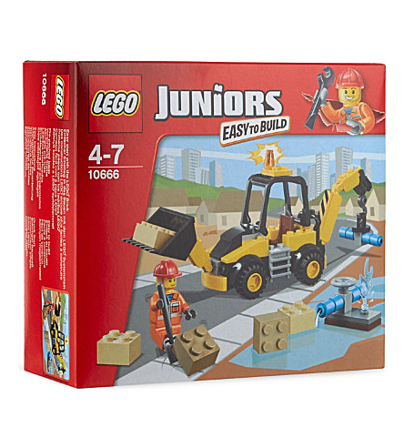 LEGO Juniors Digger set