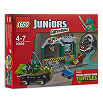LEGO Junior's Turtle Lair set