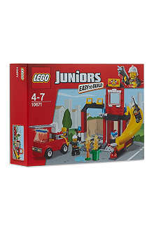 LEGO Junior's Fire Emergency set