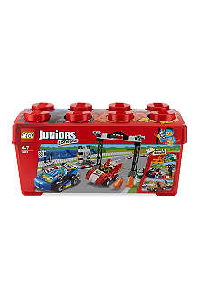 LEGO Juniors Race Car Rally set