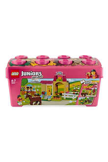 LEGO Juniors Pony Farm set