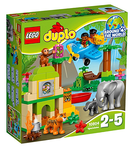LEGO DUPLO镇 Hungle