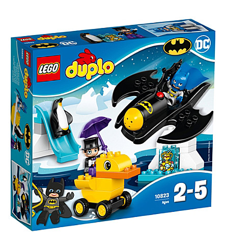 LEGO Duplo Batwing Adventure set
