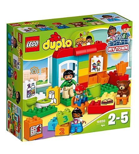 LEGO 杜普洛我镇幼儿园