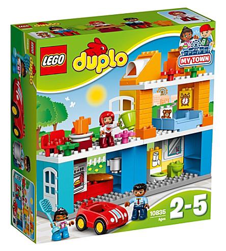 LEGO 我镇家庭家得宝