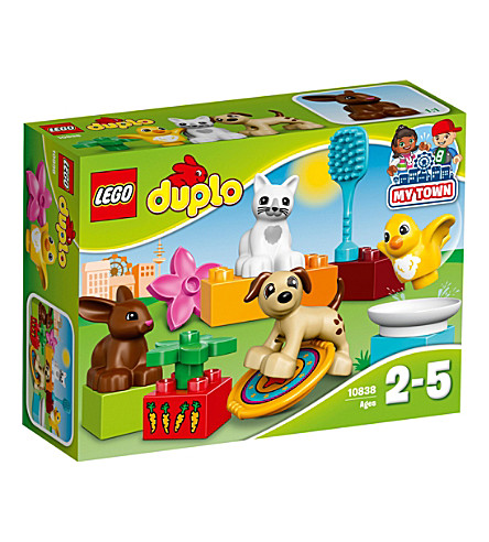 LEGO Duplo My Town Family Pets