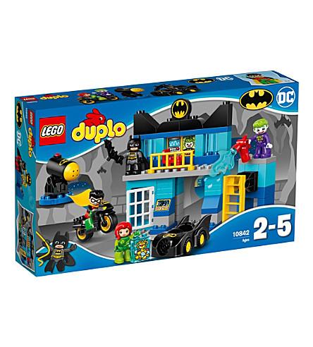 LEGO DUPLO蝙蝠洞里挑战