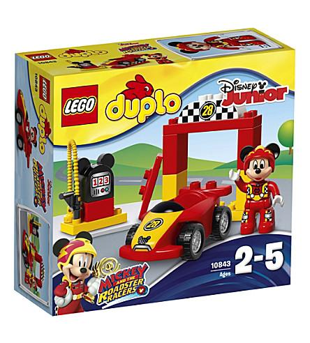 LEGO Duplo mickey racer set
