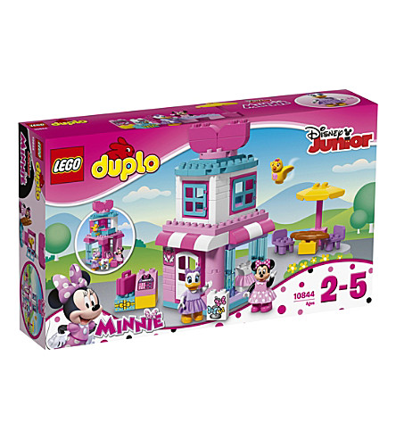 LEGO Lego duplo minnie mouse bowtique set