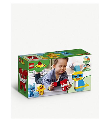 LEGO Duplo my first puzzle pets