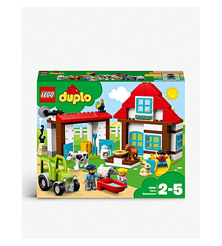 LEGO Town farm adventures playset