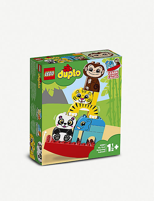 LEGO My First Balancing Animals playset