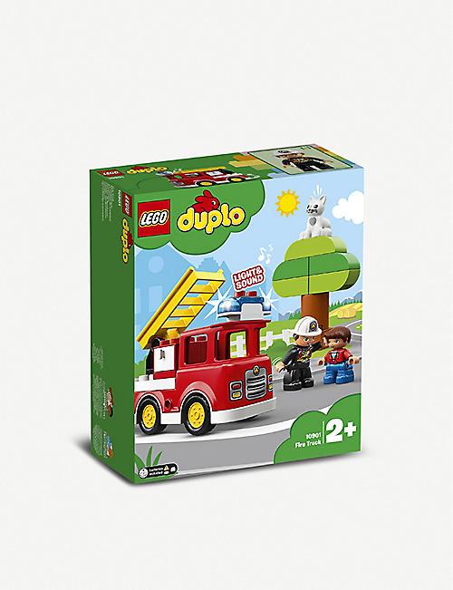 LEGO Fire Truck playset