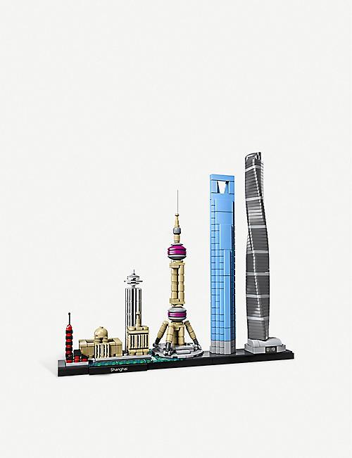 LEGO LEGO? Architecture 21039 Shanghai