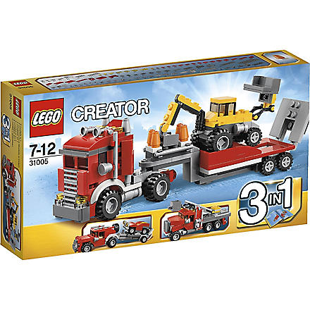 LEGO Construction Hauler