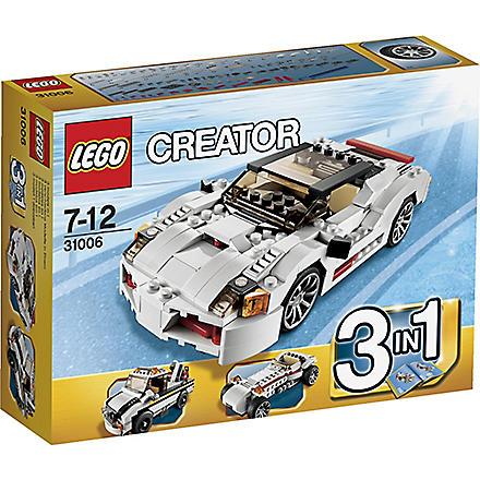 LEGO Highway Speedster
