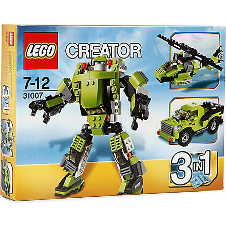 LEGO Power Mech 3-in-1