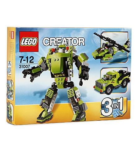 LEGO Power Mech 3-in-1