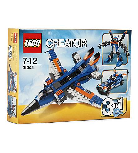 LEGO Thunder Wings jet 3-in-1