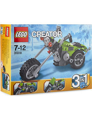 LEGO Creator Highway Cruiser set