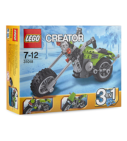 LEGO Creator Highway Cruiser set
