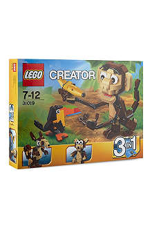 LEGO Creator Forest Animals set