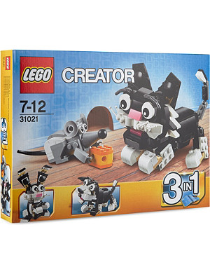 LEGO Creator Furry Creatures set