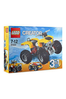 LEGO Creator Turbo Quad set