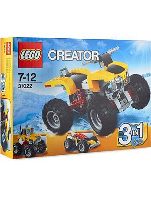 LEGO Creator Turbo Quad set