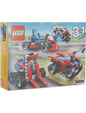 LEGO Toy go-kart
