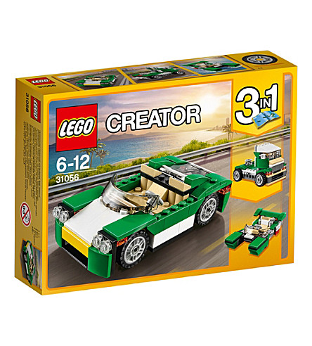 LEGO Creator Green Cruiser 3-in-1 model